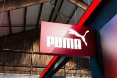 Interieurfotografie Concept Store PUMA Outlet