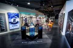 Interieurfotografie The RPA Group Runnerspoint Flagship Store Wenen
