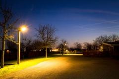 Projectfotografie op locatie Dorlight buitenverlichting