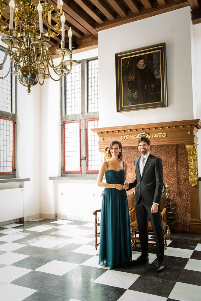 Trouwreportage-bruidsfotografie-Stadhuis-Den Haag-2845