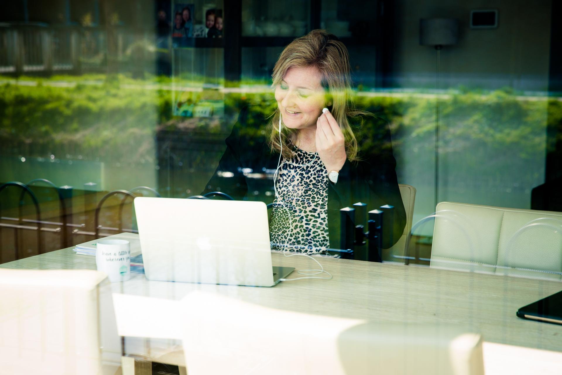 Nathalie Werkt Thuis, Marketingstrateeg B2B