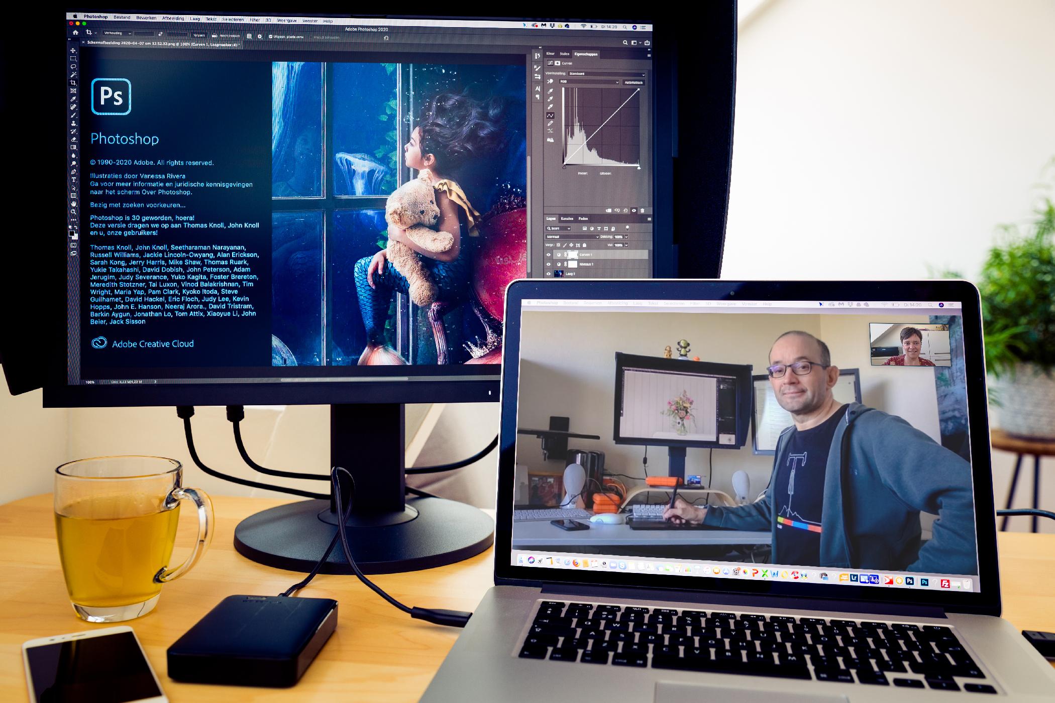 Rolf Werkt Thuis, Photoshop Specialist