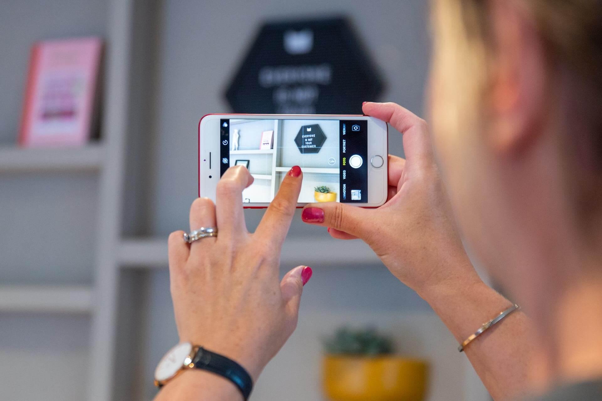 Online Curus: Zakelijk fotograferen met je mobiel